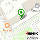 Местоположение компании Авто Фаворит
