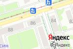 Схема проезда до компании Аптека.ру в Перми