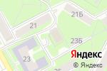 Схема проезда до компании ЕЛКАТРАНС в Перми