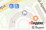 Схема проезда до компании ВсеИнструменты.ру в Перми