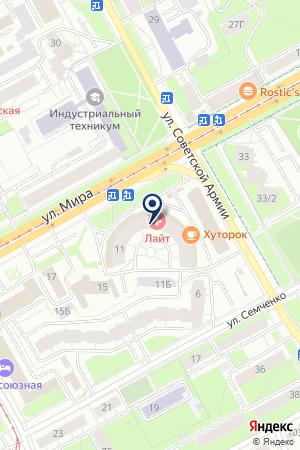 СТРАХОВАЯ КОМПАНИЯ УРАЛ-АИЛ на карте Чусового