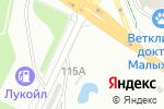 Схема проезда до компании Люкс в Перми