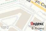 Схема проезда до компании Ретро гараж в Перми