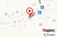 Схема проезда до компании Урал в Шмидтово