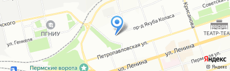 Фуршет и Банкет на карте Перми