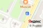 Схема проезда до компании Продуктовый магазин на ул. Карпинского в Перми