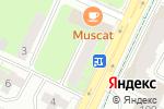 Схема проезда до компании Style House в Перми