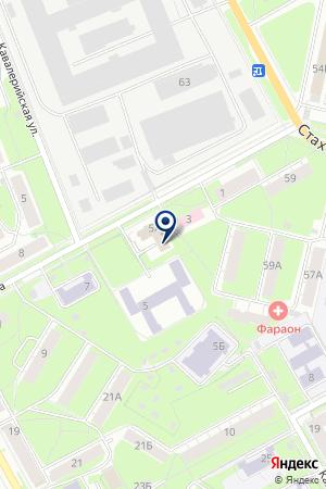ЮКОН-Авто на карте Перми
