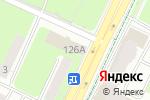Схема проезда до компании Магазин рыбы и колбасных изделий в Перми