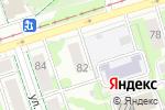 Схема проезда до компании НВС в Перми