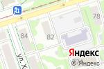 Схема проезда до компании Палети Групп в Перми