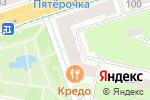 Схема проезда до компании Valida в Перми