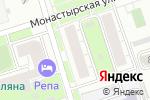 Схема проезда до компании Кошки в Перми