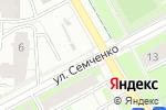 Схема проезда до компании Эвакуатор в Перми