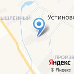 Автосервис по ремонту автомобилей ГАЗ на карте Перми