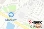 Схема проезда до компании Триумф Квартал II в Перми
