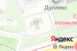 Схема проезда до компании Промтранс-Авто в Перми