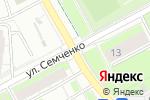 Схема проезда до компании Магазин мяса в Перми