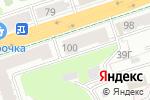 Схема проезда до компании Квартирное бюро в Перми