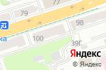 Схема проезда до компании Ильич в Перми