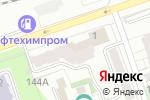 Схема проезда до компании Новостройки аккредитованные Западно-Уральским банком в Перми
