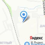 ГСК 112 на карте Перми