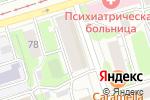 Схема проезда до компании СТКС-Пермь в Перми