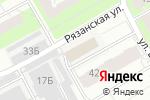 Схема проезда до компании Магистраль в Перми