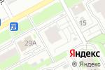 Схема проезда до компании Мирный в Перми