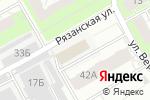 Схема проезда до компании МТ в Перми