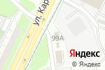 Схема проезда до компании Фаворит в Перми
