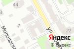 Схема проезда до компании BeerMarket в Перми
