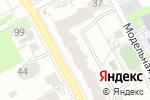 Схема проезда до компании Like Bag в Перми