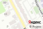Схема проезда до компании Явления в Перми