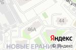 Схема проезда до компании Пивная бухта в Перми