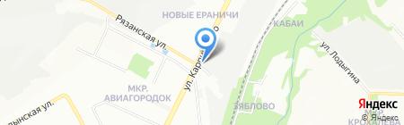 Уралтехресурс на карте Перми