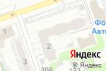 Схема проезда до компании ПармаМаш в Перми