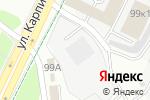 Схема проезда до компании ПЕРЕЕЗД в Перми