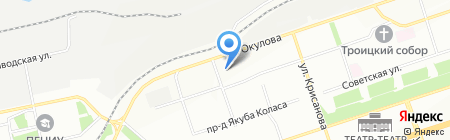 Монтаж Сервис на карте Перми