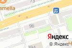 Схема проезда до компании Магазин-мастерская по металлоремонту швейных изделий, сумок и обуви в Перми
