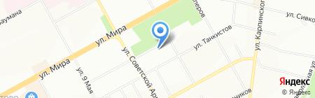 СантехКомплект-Пермь на карте Перми
