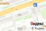 Схема проезда до компании Нотариус Круглова Ю.Б. в Перми