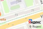 Схема проезда до компании Артика в Перми