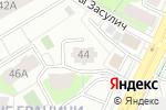 Схема проезда до компании Autoroom59 в Перми