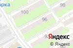 Схема проезда до компании Прием АКБ в Перми