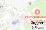 Схема проезда до компании Световые и Электрические Технологии в Перми