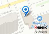 Юридическая фирма Бакировых на карте