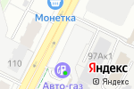 Схема проезда до компании A-Detal в Перми