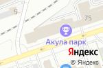 Схема проезда до компании Лиера в Перми
