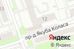 Схема проезда до компании ПрофБухУчет в Перми